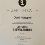 9Level Zertifizierung