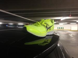 Was hat dieser Schuh mit Lebensfreude und mit Gerhard Hagspiel zu tun?